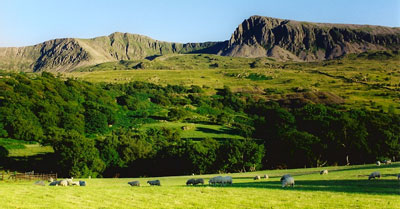Cadair Idris, close to Tyddyn Mawr Farmhouse Bed & Breakfast
