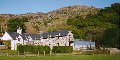 Tyddyn Mawr, a beautiful B&B in an idyllic spot perfect for exploring Cader Idris